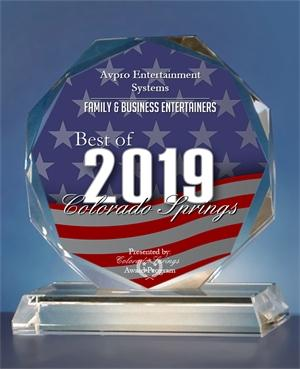 Family Business Entertainment Award